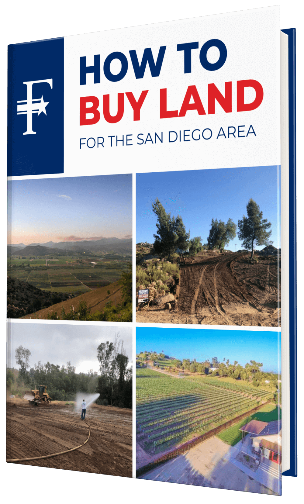 How To Buy Land For San Diego County