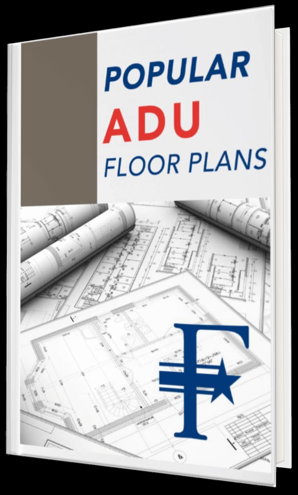 Popular ADU Floor Plans