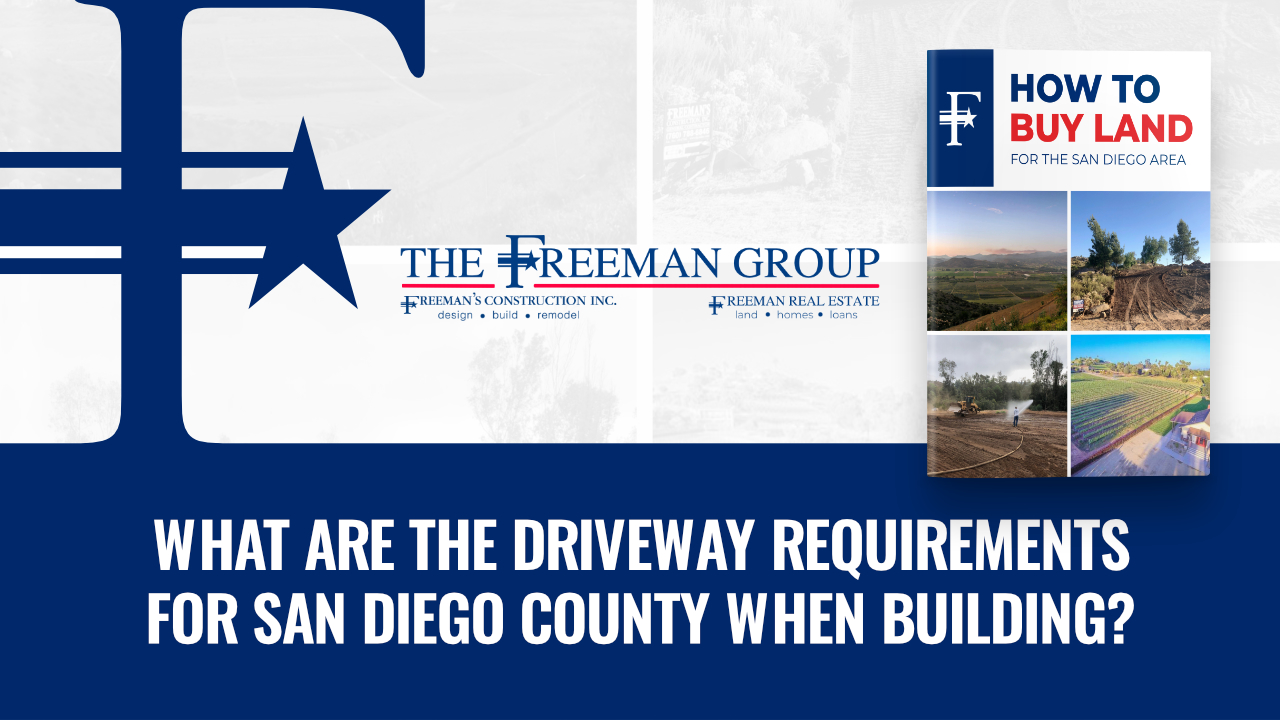 san-diego-county-driveway-requirements